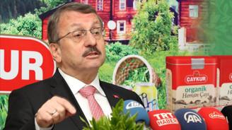ÇAYKUR Genel Müdürü Sütlüoğlu istifa etti
