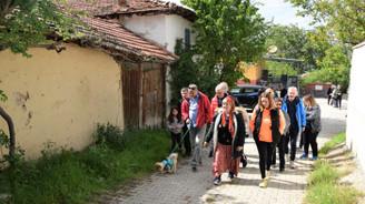'Sıra dışı okur'un ekoturizme açtığı köye yoğun ilgi