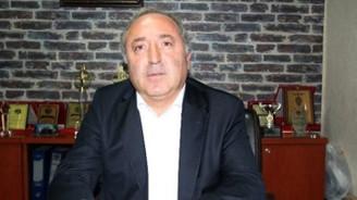 Ali Haydar Gören yeniden İFMİB Başkanlığı'na seçildi