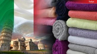 İtalyan firma havlu çeşitleri ithal edecek