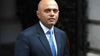 İngiltere'ye Pakistan kökenli içişleri bakanı