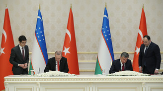 Özbekistan'la 3 milyar dolarlık mutabakat