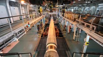 TürkAkım doğalgaz boru hattı, Türk kıyılarına ulaştı