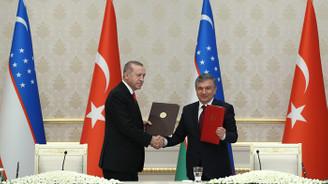 Türkiye-Özbekistan arasında iş birliği anlaşmaları