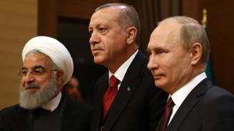 Üçlü Suriye zirvesi sonrası ortak açıklama