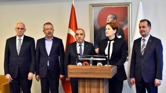 Akşener'den 'sanatçı' eleştirisi: Erdoğan'a yakıştıramadım