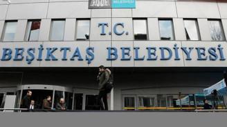 Beşiktaş Belediyesi'ne operasyon