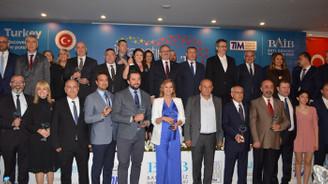 BAİB'in İhracatın Yıldızları 2017 ödül töreni
