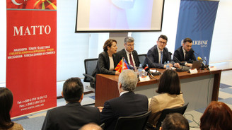 Halkbank Makedonya ekonomisinin destekçisi