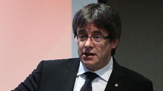 Eski Katalan lider Puigdemont tahliye edildi