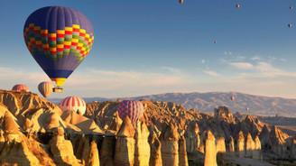 Kapadokya'da altın yıl beklentisi
