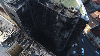 İZODER'den yanan hastane ile ilgili çarpıcı iddia