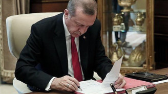 Cumhurbaşkanı Erdoğan'dan rektör ataması