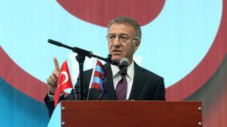 Trabzonspor'un yeni başkanı Ağaoğlu oldu