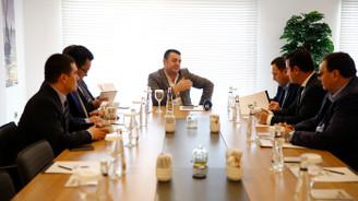 Özbekistan'dan Antalyalı yatırımcıya davet