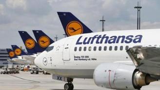 Lufthansa, grev nedeniyle 800'den fazla uçuşu iptal etti