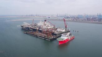 TürkAkım boru hattı Türkiye kıyılarına ulaştı