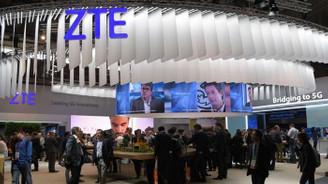 ZTE, ABD yaptırımları sonrası faaliyetlerini durdurdu