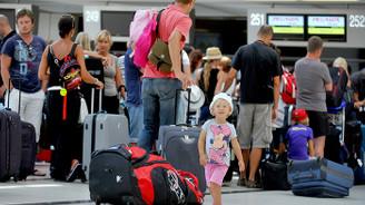 Turizmin başkentine Alman ve Rus turist akını