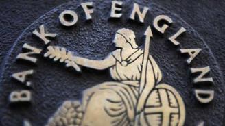 BoE, faiz oranını sabit tuttu