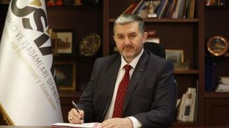 MÜSİAD Başkanı Kaan: Doların yükselmesindeki ana etken enflasyon