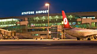 Atatürk Havalimanı'ndan yolcu rekoru
