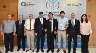 'Sesli Adımlar' Antalyalılarla buluşuyor