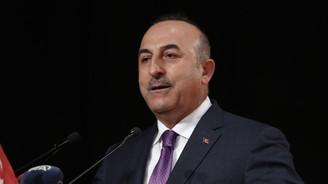 Çavuşoğlu: Herkes sussa bile Türkiye susmaz