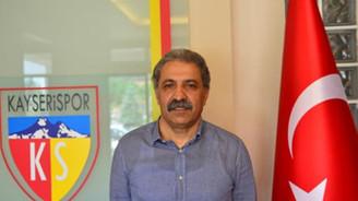 Kayserispor Kulübü Başkanı Bedir güven tazeledi