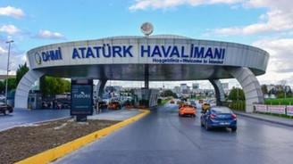 Atatürk Havalimanı'nda uçuşlara 10 dakika mola