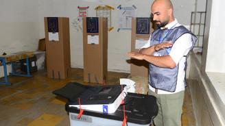 Irak'ta oy  verme işlemi sona erdi