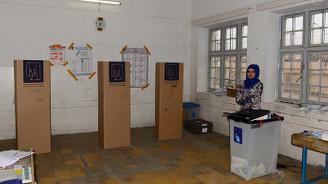 Irak'ta seçime katılım oranı açıklandı