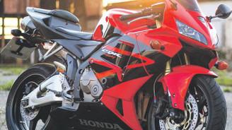 Motorsikletinizi teknoloji koruyor