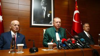 Erdoğan'dan Bahçeli'nin af çağrısına yanıt