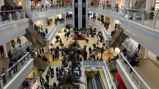 AVM'ler 2,2 milyar ziyaretçi çekti