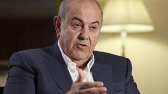 Irak Cumhurbaşkanı Yardımcısı, seçimlerin iptalini istedi