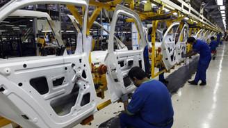 Otomotiv üretimi yüzde 2 azaldı