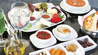 Uzmanlar ramazanda sağlıklı beslenme için uyardı