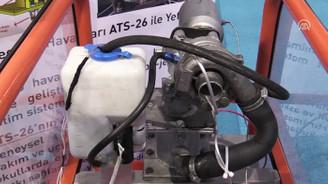 Lise öğrencisinden 6 farklı yakıtla çalışan turbojet motor