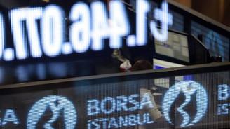 Borsa, ilk yarıda değer kazandı