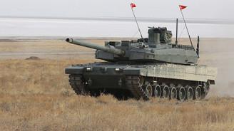Altay tankı için geri sayım