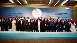 İslam Zirvesi Konferansı'nda liderler aile fotoğrafı çektirdi