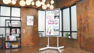 Akıllı toplantı odaları için akıllı not tahtası