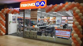 Teknosa, Ege'de iki mağaza açtı