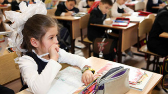 MEB'den isteyen özel okullara 'Arapça' program