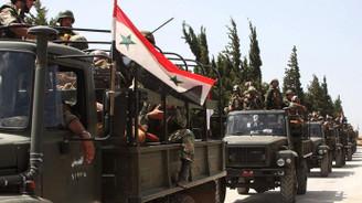 Şam tümüyle Esad rejiminin kontrolüne girdi