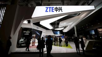 ABD, Çinli ZTE'ye yasağı kaldırıyor