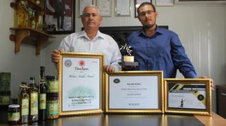 ABD ve Japonya'dan 'Ayvalık zeytinyağı'na ödül