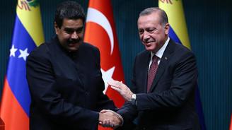 Erdoğan, Maduro'yu kutladı