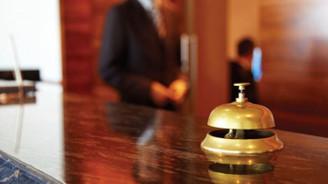 Otel doluluğu iki yılın zirvesinde